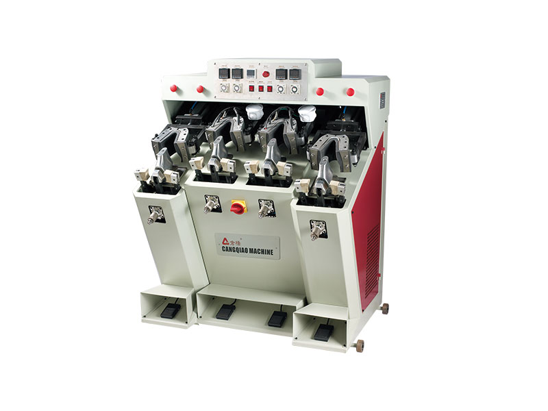 CQ-2015 Horizontal Dual Cooling and Heating Forming Machine