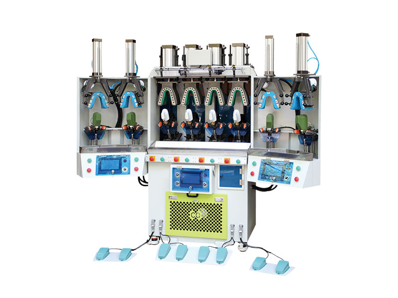 CQ-380KP Back Heel Forming Machine (Air Bag)