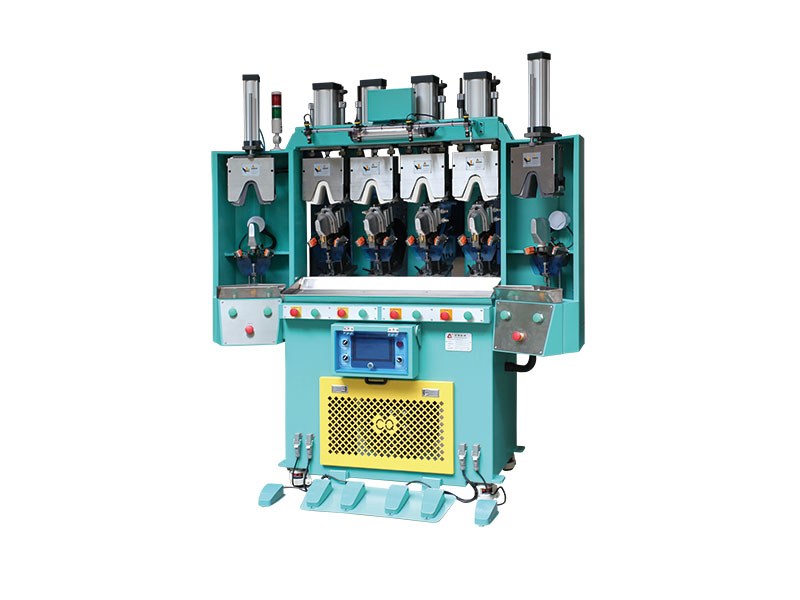 CQ-383P Back Part Eversion Forming Machine