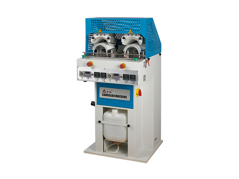 CQ-420 vamp conditioning machine