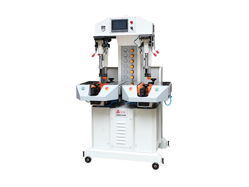 CQ-820P walled pneuma tig pressing machine