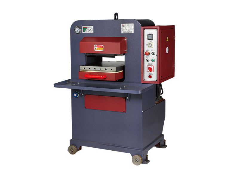 DY-12-80T oil pressure thermoprinting machine