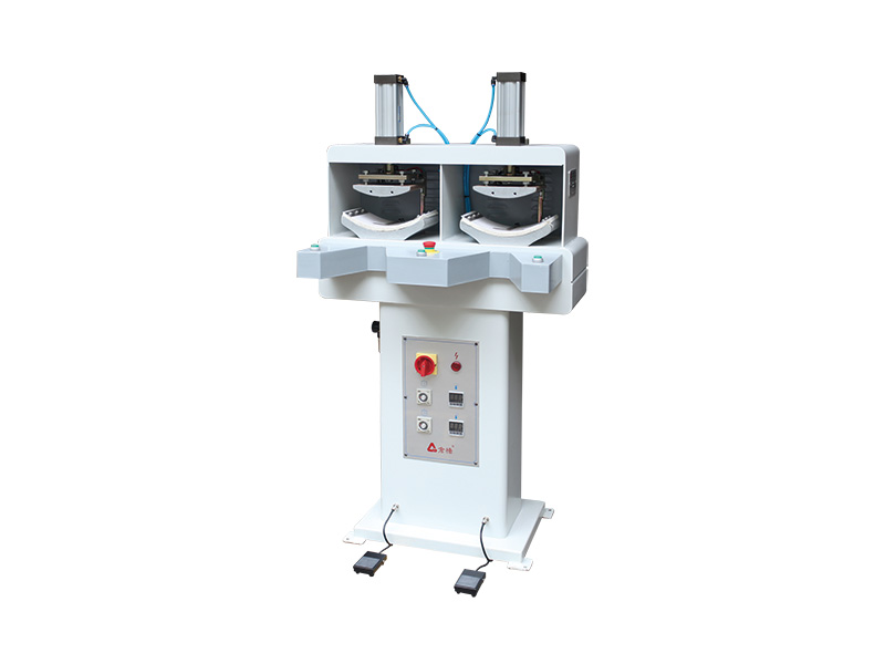 CQ-5300 Toe Puff Ironing Machine