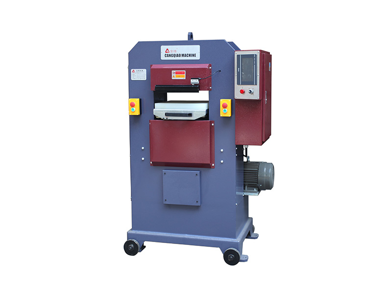 YCQ-01-120P Hydraulic embossing and cutting machine
