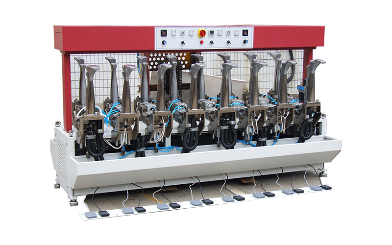 FFS-55-1 16-heating Upper Stringing Machine