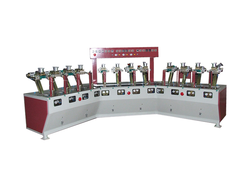 FFS44-T12 8-Cooling and 4-heating head forming machine