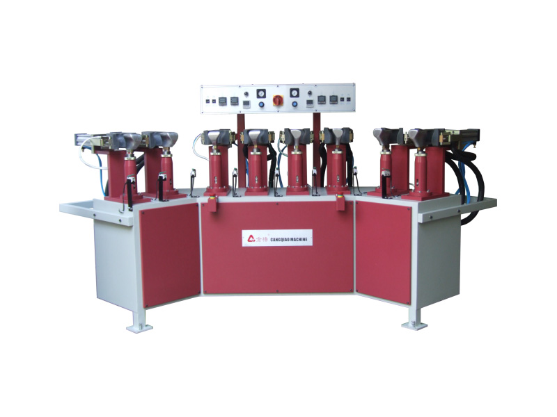 FFS44-8 8-Station Back Bootleg Forming Machine