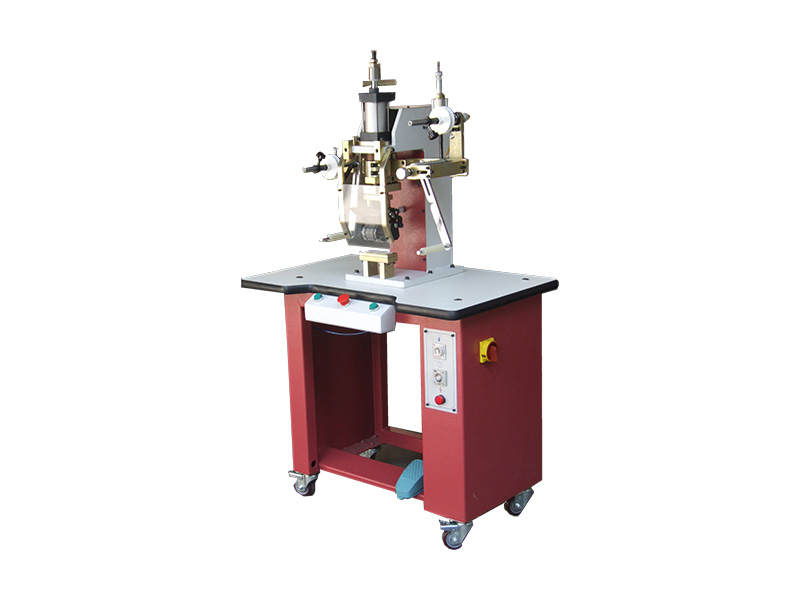DVP198 Stamping Machine for Leather and Linine