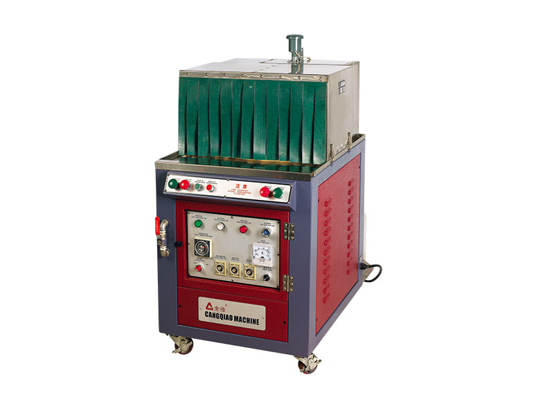 CQ-39G STEAM SOFTENING MACHINE