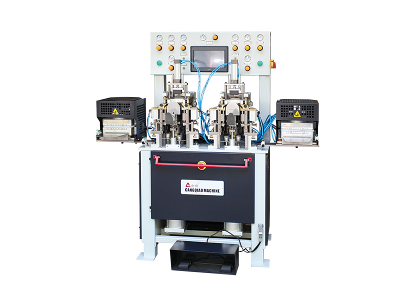 DY-21 Vamp moulding machine